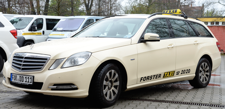 Taxi Forst (Lausitz)